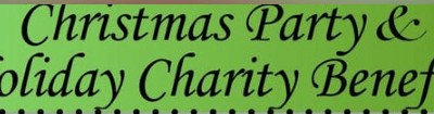 Mira Mesa Senior Center Annual Christmas Party and Holiday Charity Benefit