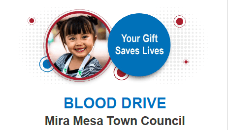 Blood Drive October 21