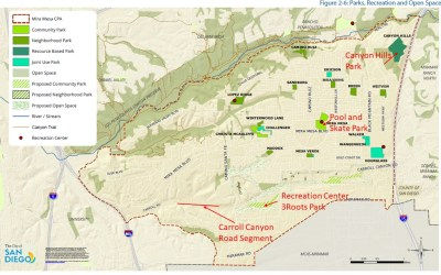Parks Master Plan Could Derail Mira Mesa Park Projects