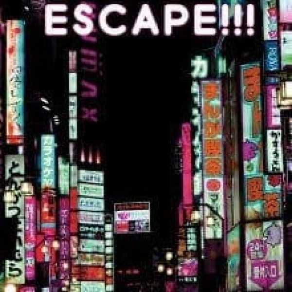 Escape!!! by J.P. Rodriguez