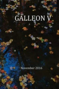 Galleon V Literary Journal, Lee D. Thompson, Editor