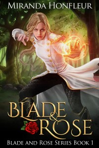 Book Cover: Blade & Rose (Blade and Rose #1)