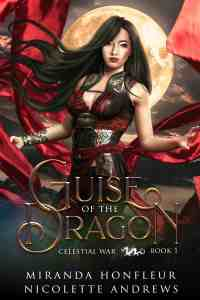 Book Cover: Guise of the Dragon (Celestial War #1)