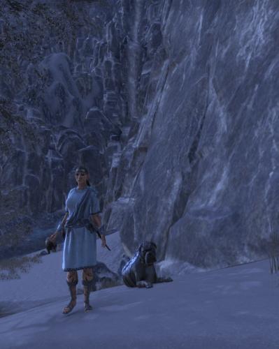 Chilling in Wrothgar