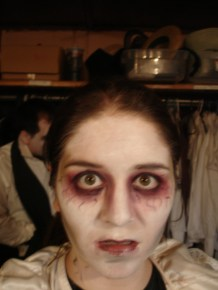 sfx makeup, special effects make up, horror, gore, trauma, wounds, veins, dead, ghost