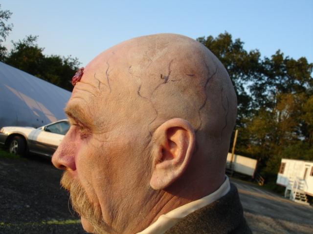 trauma, wound, sfx make up, special effects makeup, horror, gore