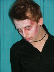 trauma, wound, sfx make up, special effects makeup, horror, gore, zombie
