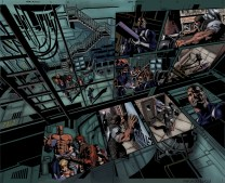 colored sequentials, marvel, dark avengers, ares, nick fury