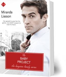 The Baby Project by Miranda Liasson