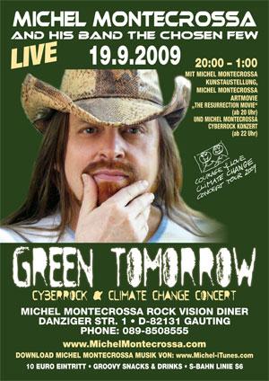 Green Tomorrow Concert