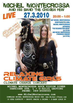 Relaxing Climate Girls Concert