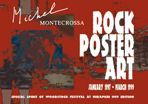 Rock Poster Art Vol. 1