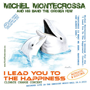 Double Audio-CD: I Lead You To The Happiness Concert