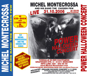 Power Halloween Concert