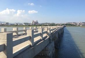 Los puentes antiguos chinos más famosos