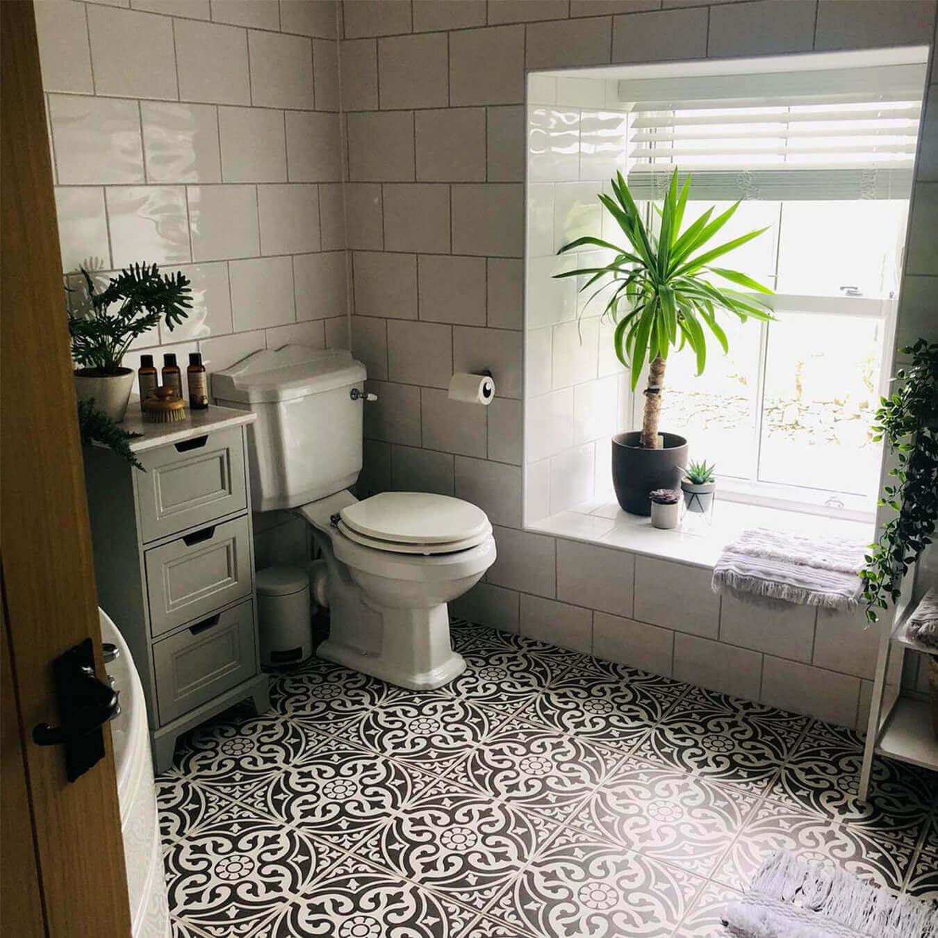 bathroom renovations of instagram