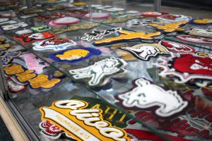 Letterman Jackets and Custom Patches at Miras Sports and More