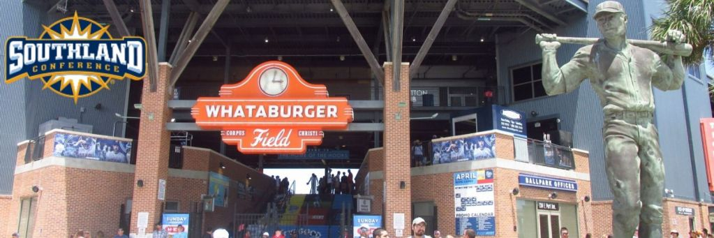 Southland Conference Tournament at Whataburger Field