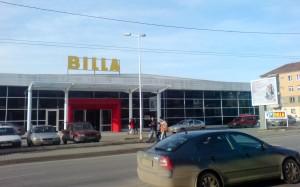 Billa P Medias