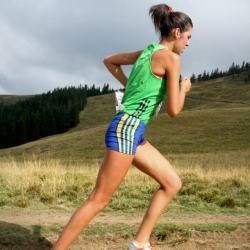 Medieseanca Anca Bunea sponsorizata de Adidas