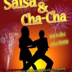 Salsa si Cha Cha la Joben Club and Lounge