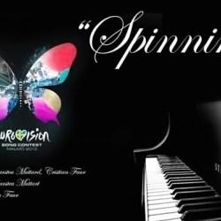 "Asculta ""Spinning"" cu Elena Carstea"