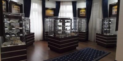 Muzeul Gazelor Naturale : Vanatoarea de Exponate