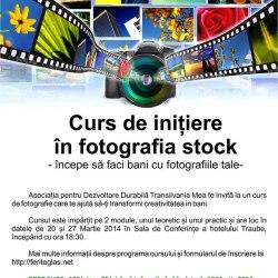 Curs de fotografie de stock cu Feri Teglas
