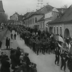 Imagini video document : Medias 1944