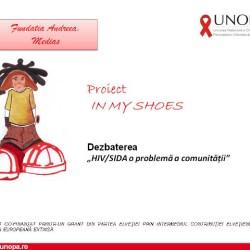 "Dezbaterea "" HIV/SIDA o problema a comunitatii"""