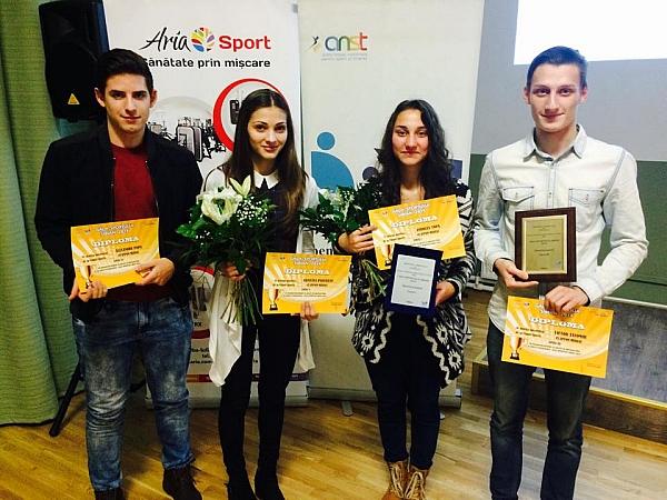 Sportivii anului 2014 Ippon Medias
