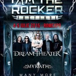 """Cel mai nou festival din Romania: """"I Am The Rocker"""""""