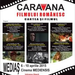 Caravana filmului romanesc – Cartea si filmul