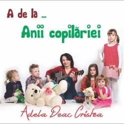 Concurs: Castiga albumul de debut Adela Deac Cristea