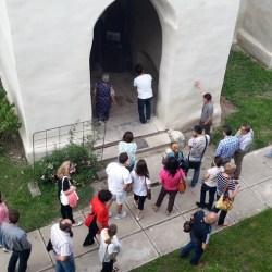 Cetatea din Moșna este gata să primească turiști