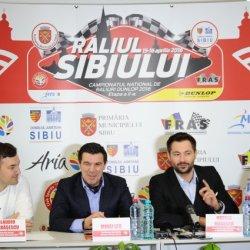 Raliul Sibiului, editia 2016