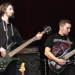 Concert SCORN, in Red Jack