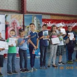 """Castigatorii pe judetul Sibiu a Campionatului National de Sah """"Elisabeta Polihroniade"""""""