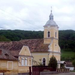 Biserica din Ernea, re-sfintita