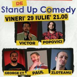 Campionatul National de Stand Up Comedy, vineri la Joben Club and Lounge