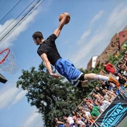 """Sibiu Streetball"", 50 de echipe la start"