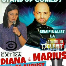 Regal de stand up comedy la Medias