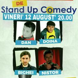 Campionatul National de Stand-Up Comedy, din nou la Medias