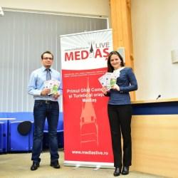 Proiectul Mediaslive este nominalizat la Webstock