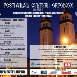 Mediasul este gazda Festivalului Culturii Ortodoxe