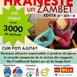 """Hraneste un zambet"", editia 2016"