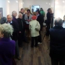 """Vernisajul expozitiei """"Salonul de Toamna"""" (video)"""