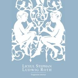 "Un nou volum din seria ""Liceul Stephan Ludwig Roth. Fragmente istorice"""