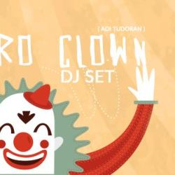 Carnival Party with Electro Clown