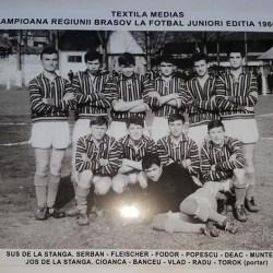Remember: Echipa de fotbal TEXTILA